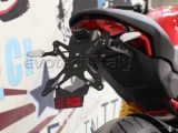 Evotech Kennzeichenhalter Ducati Supersport 939