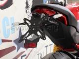 Evotech Kennzeichenhalter Ducati Monster 821
