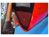 Ducabike Oil Kühlergitter Ducati Panigale V4