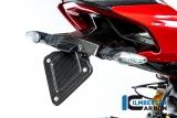Carbon Ilmberger Kennzeichenhalter Ducati Panigale V4