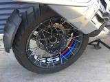 Puig Felgenbett Aufkleber BMW R 1200 GS Adventure