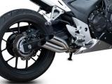 Auspuff Cobra Powershots Honda CB 500 F