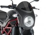 Puig Retro Frontverkleidung carbonstyle Suzuki SV 650