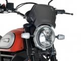 Puig Frontplatte Aluminium Ducati Scrambler
