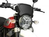 Puig Frontplatte Aluminium Ducati Scrambler Desert Sled