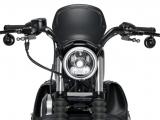 Puig Retro Frontplatte Harley Davidson Sportster 883