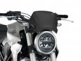 Puig Frontplatte Aluminium Honda CB 125 R