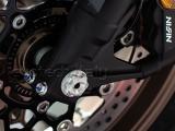 Evotech Achsmutter Vorderrad Honda CB 650 R