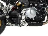 Auspuff BOS Hitzeschutzabdeckung 3-teilig BMW F 850 GS Adventure