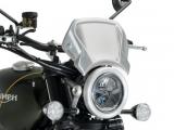 Puig Frontplatte Aluminium Triumph Scrambler 1200