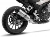 Auspuff Leo Vince LV One EVO Honda CB 500 X