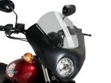 Custom Acces Frontverkleidung Dark Night Harley Davidson Street 750