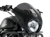 Custom Acces Frontverkleidung Dark Night Kawasaki Vulcan S