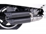 Auspuff Remus RSC Dual Flow Vespa GTS 300