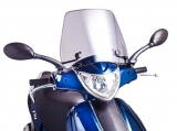 Puig Scooterscheibe Trafic Piaggio New Fly 125