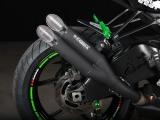 Auspuff Cobra Hypershots Ultrashort Kawasaki 636 R