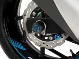 Puig Achsenschutz Hinterrad Yamaha MT-10