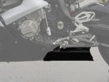 Auspuffabdeckung BMW S 1000 RR