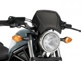 Puig Frontplatte Aluminium Honda CMX 500 Rebel