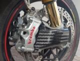 Carbon Bremskühler Set Ducati V4