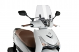 Puig Scooterscheibe Trafic SYM HD 300i