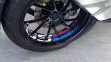 Puig Felgenbett Aufkleber Alufelgen BMW R 1250 GS