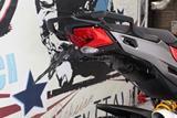 Evotech Kennzeichenhalter Ducati Multistrada 950