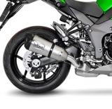 Auspuff Leo Vince Factory S Kawasaki Ninja 1000 SX