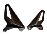 Ducabike Carbon Fersenschutz Set Ducati Streetfighter V4