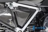 Carbon Ilmberger Rahmendreieckcover Set BMW R 1250 R