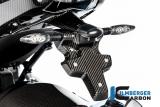 Carbon Ilmberger Kennzeichenhalter 2-Teilig BMW R 1250 RS