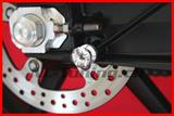 Evotech Ständerpads Yamaha R125