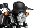 Puig Retro Frontplatte Harley Davidson Sportster 1200 Forty Eight