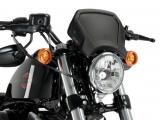 Puig Frontplatte Aluminium Harley Davidson Sportster 1200 Forty Eight
