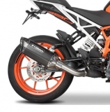 Auspuff Cobra CR2 Hexagon KTM Duke 125