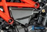 Carbon Ilmberger Rahmenabdeckung Set Ducati Diavel 1260