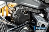 Carbon Ilmberger Auspuffhitzeschutz am Krümmer Ducati Diavel 1260