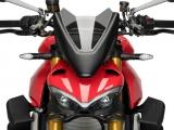 Puig Sportscheibe Ducati Streetfighter V4