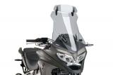Puig Tourenscheibe mit Visieraufsatz Honda VFR 800 X
