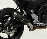 Auspuff Giannelli X-Pro Suzuki SV 650