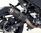 Auspuff Giannelli X-Pro Kawasaki Ninja 400