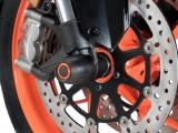 Puig Achsenschutz Vorderrad KTM Duke R 890