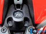 Carbon Ilmberger Zündschlossabdeckung Ducati Monster 1200 S