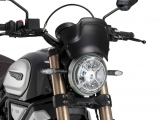 Puig Retro Frontplatte Ducati Scrambler 1100 Dark Pro
