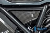 Carbon Ilmberger Abdeckung unterm Rahmen Set Ducati Scrambler 1100 Pro/Sport Pro