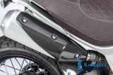 Carbon Ilmberger Auspuffhitzeschutz Set Ducati Scrambler 1100 Pro/Sport Pro