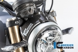 Carbon Ilmberger Lampenabdeckung Ducati Scrambler 1100 Pro/Sport Pro