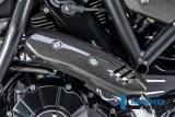 Carbon Ilmberger Auspuffhitzeschutz am Krümmer gross Ducati Scrambler 1100 Dark Pro