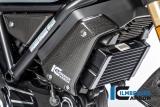 Carbon Ilmberger Kühlerverkleidung Set Ducati Scrambler 1100 Dark Pro