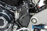 Carbon Ilmberger Ritzelabdeckung Ducati Scrambler 1100 Dark Pro